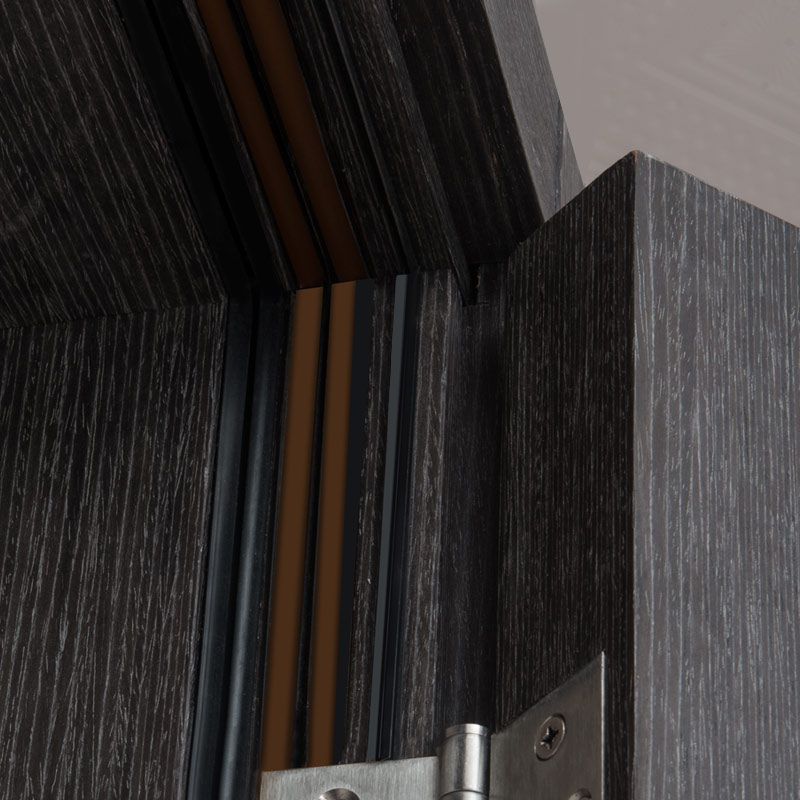 Fire and Acoustic Wooden Door<br>F50-D-004